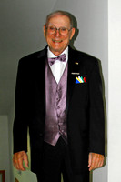 Dad in Tux, Aug 2012